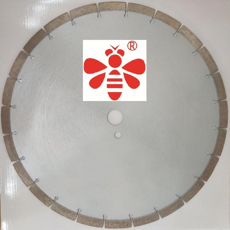 "350mm 14 ""  Segmented  Sintered Diamond Blade  On Circular Saw 8 Inch    Concrete Supply"