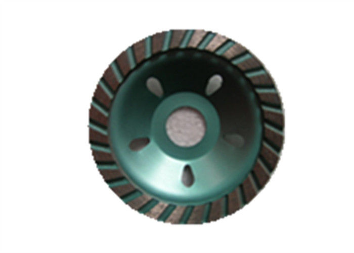 High Precision Sintered Turbo Diamond Cup Wheel Turbo Grinding Wheel For Granite