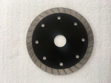 Hitam Turbo Rim Diamond Blade Granit Diamond Cutting Blade 105MM-350MM